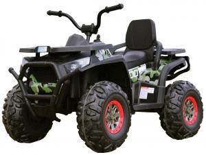 ATV electric 4x4 Premier Desert, 12V, roti cauciuc EVA, MP32
