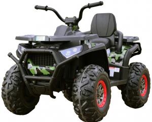 ATV electric 4x4 Premier Desert, 12V, roti cauciuc EVA, MP31