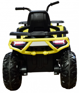 ATV electric 4x4 Premier Desert, 12V, roti cauciuc EVA, MP36