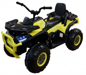 ATV electric 4x4 Premier Desert, 12V, roti cauciuc EVA, MP30