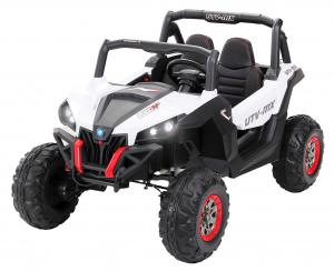 Buggy electric pentru 2 copii Premier 4x4 Superstar, cu 2 baterii, roti cauciuc EVA, scaun piele ecologica21