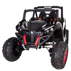Buggy electric pentru 2 copii Premier 4x4 Superstar, MP4, cu 2 baterii, roti cauciuc EVA, scaun piele ecologica39