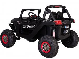 Buggy electric pentru 2 copii Premier 4x4 Superstar, MP4, cu 2 baterii, roti cauciuc EVA, scaun piele ecologica30