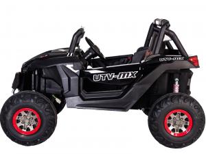 Buggy electric pentru 2 copii Premier 4x4 Superstar, MP4, cu 2 baterii, roti cauciuc EVA, scaun piele ecologica29