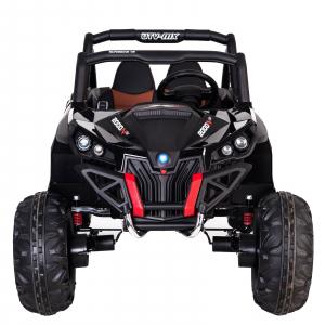 Buggy electric pentru 2 copii Premier 4x4 Superstar, MP4, cu 2 baterii, roti cauciuc EVA, scaun piele ecologica37
