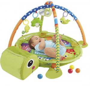 Centru de activitati copii 3 in 1 Testoasa Fericita1