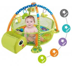 Centru de activitati copii 3 in 1 Testoasa Fericita2