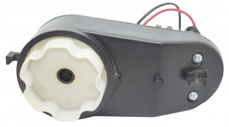 Motor roata cu angrenaj 12V, model X, 3500rpm [0]