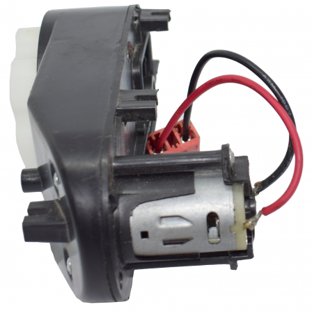 Motor roata cu angrenaj 12V, model X, 3500rpm [3]