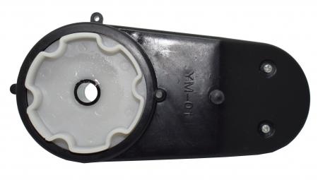 Motor roata cu angrenaj 6V, model YM-01, 9000rpm0