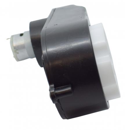 Motor roata cu angrenaj 12V pentru D-Max, model RS390-12V, 15000rpm1