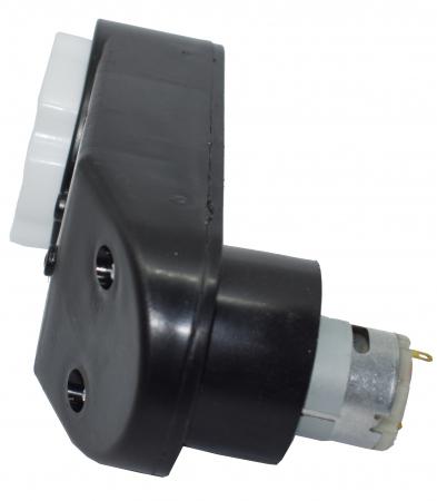 Motor roata cu angrenaj 12V pentru D-Max, model RS390-12V, 15000rpm3