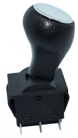 Maneta mica 3 poztii neagra universala KCD2-0003 [2]