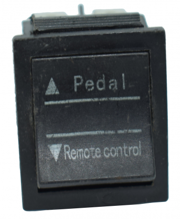Comutator 2 pozitii manual-telecomanda0