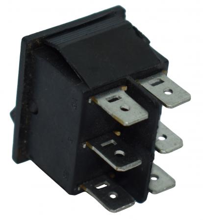 Comutator 2 pozitii manual-telecomanda1