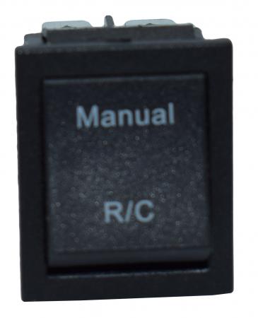 Comutator 2 pozitii manual-telecomanda2