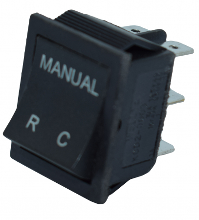 Comutator 2 pozitii manual-telecomanda7