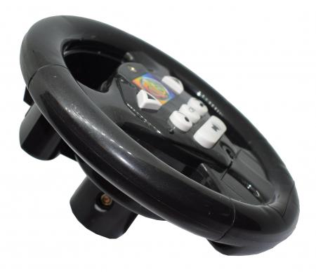 Volan negru multimedia cu baterii [2]