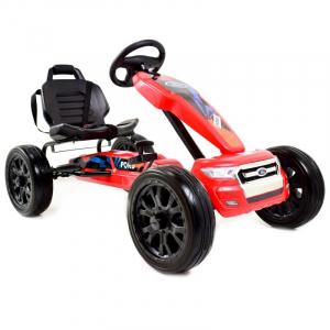 Kart Ford rosu cu pedale4
