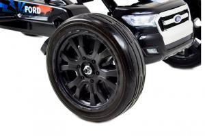 Kart Ford cu pedale pentru copii, roti cauciuc Eva7
