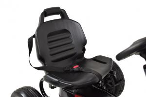 Kart Ford cu pedale pentru copii, roti cauciuc Eva8