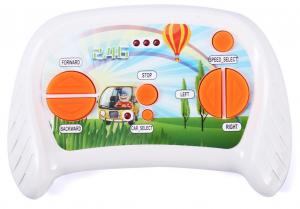 Buggy electric pentru 2 copii Premier 4x4 Superstar, cu 2 baterii, roti cauciuc EVA, scaun piele ecologica13