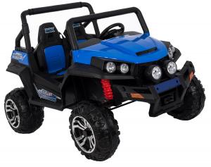 Masinuta electrica 4x4 Premier V-Twin, 12V, 2 locuri, roti cauciuc EVA, scaun piele ecologica12
