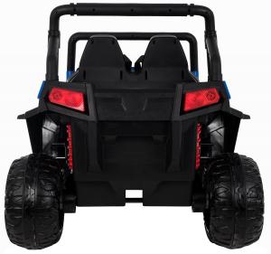 Masinuta electrica 4x4 Premier V-Twin, 12V, 2 locuri, roti cauciuc EVA, scaun piele ecologica5