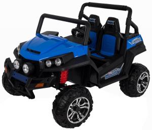 Masinuta electrica 4x4 Premier V-Twin, 12V, 2 locuri, roti cauciuc EVA, scaun piele ecologica6