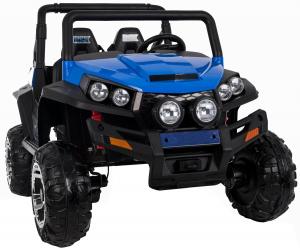 Masinuta electrica 4x4 Premier V-Twin, 12V, 2 locuri, roti cauciuc EVA, scaun piele ecologica9
