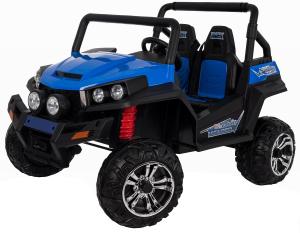 Masinuta electrica 4x4 Premier V-Twin, 12V, 2 locuri, roti cauciuc EVA, scaun piele ecologica8
