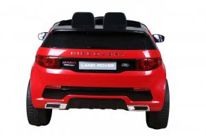 Masinuta electrica copii Land Rover Discovery cu soft start, 12V ,portiere, scaunel tapitat, roti cauciuc3