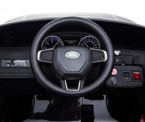 Masinuta electrica copii Land Rover Discovery cu soft start, 12V ,portiere, scaunel tapitat, roti cauciuc13