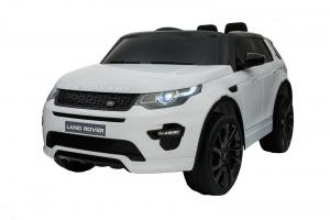 Masinuta electrica copii Land Rover Discovery cu soft start, 12V ,portiere, scaunel tapitat, roti cauciuc1
