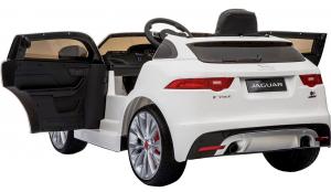 Masinuta electrica Premier Jaguar F-Pace, 12V, roti cauciuc EVA, scaun piele ecologica [5]