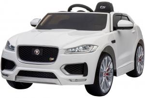 Masinuta electrica Premier Jaguar F-Pace, 12V, roti cauciuc EVA, scaun piele ecologica [0]