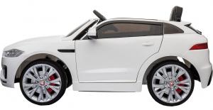 Masinuta electrica Premier Jaguar F-Pace, 12V, roti cauciuc EVA, scaun piele ecologica [1]