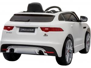 Masinuta electrica Premier Jaguar F-Pace, 12V, roti cauciuc EVA, scaun piele ecologica [7]
