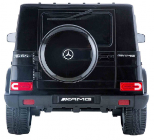 Masinuta electrica Premier Mercedes AMG G65, 12V, roti cauciuc EVA, scaun piele ecologica3