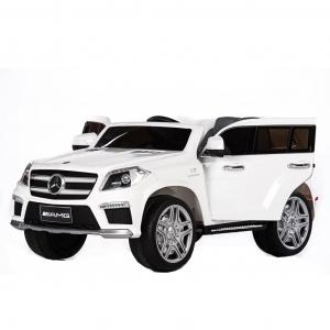 Masinuta electrica Premier Mercedes GL63, 12V, roti cauciuc EVA, scaun piele ecologica0