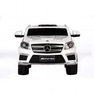 Masinuta electrica Premier Mercedes GL63, 12V, roti cauciuc EVA, scaun piele ecologica1