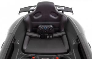 Masinuta electrica Premier Mercedes GT4, 12V, roti cauciuc EVA, scaun piele ecologica5