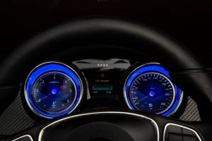 Masinuta electrica 4 x 4 Premier Mercedes X-Class, 12V, ecran LCD, MP4, roti cauciuc EVA, scaun piele ecologica, albastru13