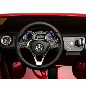 Masinuta electrica 4 x 4 Premier Mercedes X-Class, 12V, MP4, roti cauciuc EVA, scaun piele ecologica5