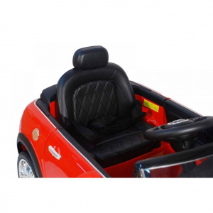 Masinuta electrica Premier Mini Cooper Cabrio, 12V, portiere, slow start1