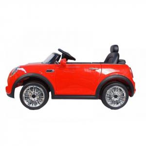 Masinuta electrica Premier Mini Cooper Cabrio, 12V, portiere, slow start5