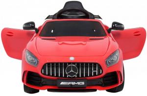 Masinuta electrica Premier Mercedes GT-R, 12V, roti cauciuc EVA, scaun piele ecologica1