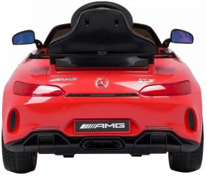 Masinuta electrica Premier Mercedes GT-R, 12V, roti cauciuc EVA, scaun piele ecologica3