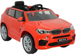 Masinuta electrica Premier BMW X5M, 12V, roti cauciuc EVA, scaun piele ecologica1