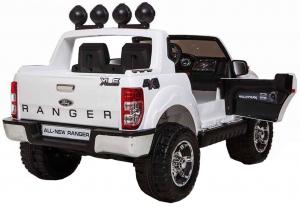Masinuta electrica Premier Ford Ranger, 12V, roti cauciuc EVA, scaun piele ecologica5
